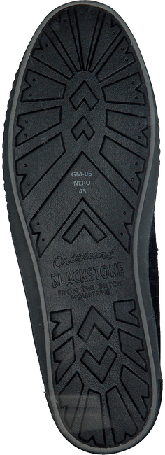 Zwarte BLACKSTONE Veterboots GM06  - large