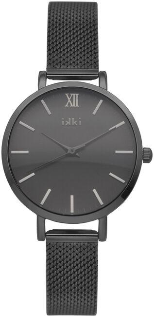 Zwarte IKKI Horloge FARAH - large