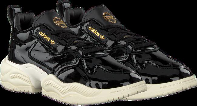 Zwarte ADIDAS Lage sneakers SUPERCOURT RX W  - large