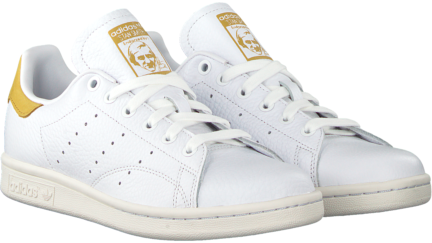 Blauwe ADIDAS Sneakers STAN SMITH DAMES Omoda.nl