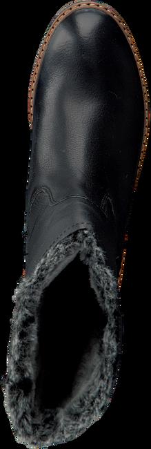 Zwarte VERTON Hoge laarzen ZIERIKZEE  - large