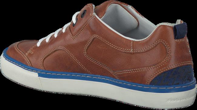 Cognac FLORIS VAN BOMMEL Sneakers 14422 - large