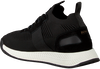Zwarte BOSS Sneakers TITANIUM RUNN KNST - small