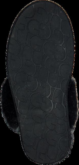Zwarte UGG Pantoffels SCUFFETTE II GLITZY  - large