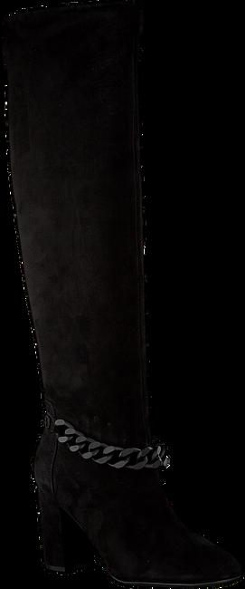 Zwarte GUESS Overknee laarzen FLAEE4 SUE11 - large