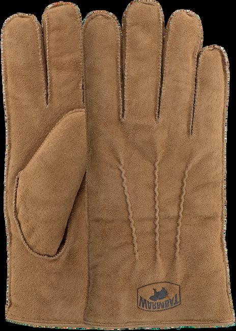Bruine WARMBAT Handschoenen GLOVES MEN  - large