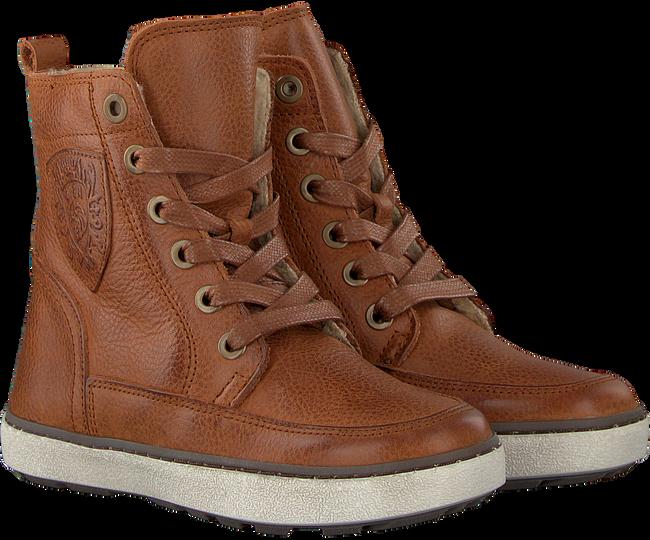 Cognac GIGA Sneakers 9901 - large