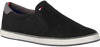 Zwarte TOMMY HILFIGER Sneakers ICONIC SLIP ON  - small