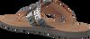 Zilveren UGG Slippers AUDRA  - small