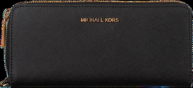 Zwarte MICHAEL KORS Portemonnee TRAVEL CONTINENTAL - large