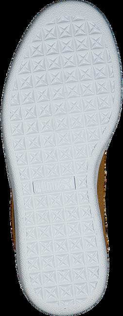 Grijze PUMA Sneakers SUEDE CLASSIC JR - large