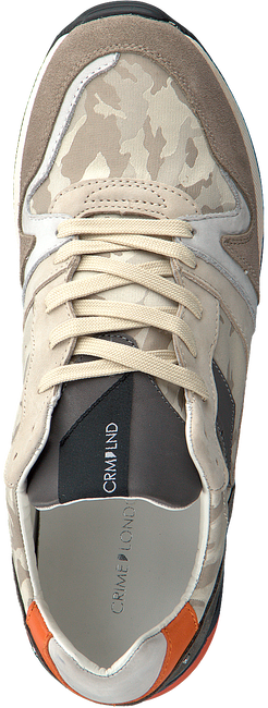 Beige CRIME LONDON Sneakers ESCAPE  - large