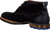 Blauwe FLORIS VAN BOMMEL Nette schoenen 10947  - small
