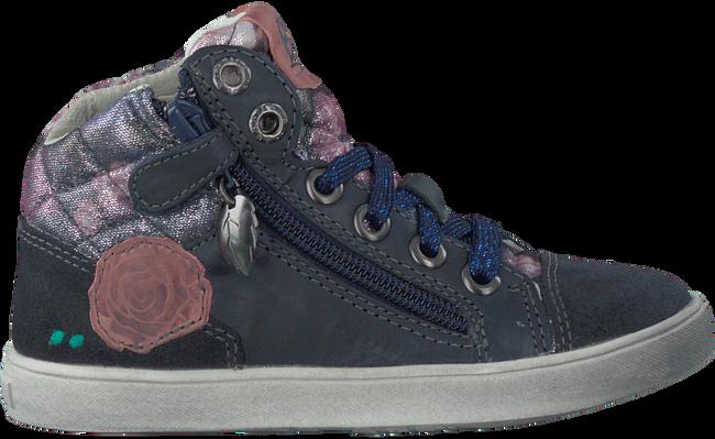 Blauwe BUNNIES JR Sneakers VEERLE VROEG  - large