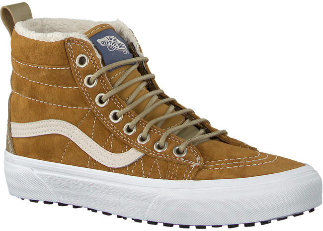 Gele VANS Sneakers SK8 HI MTE  - large