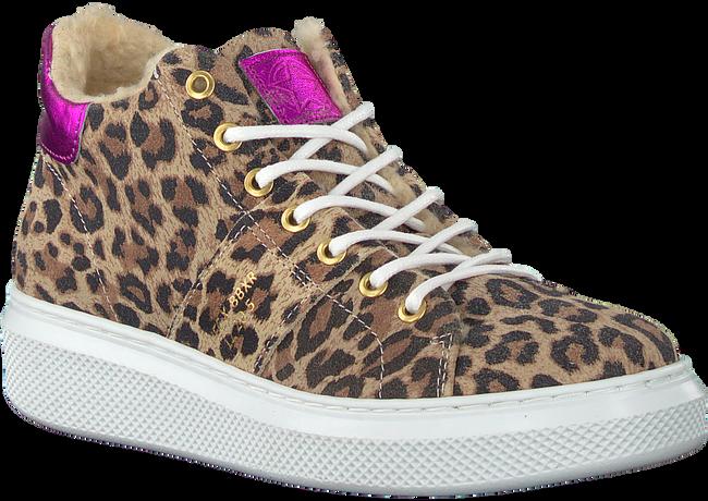Beige BULLBOXER Sneakers ALG500  - large