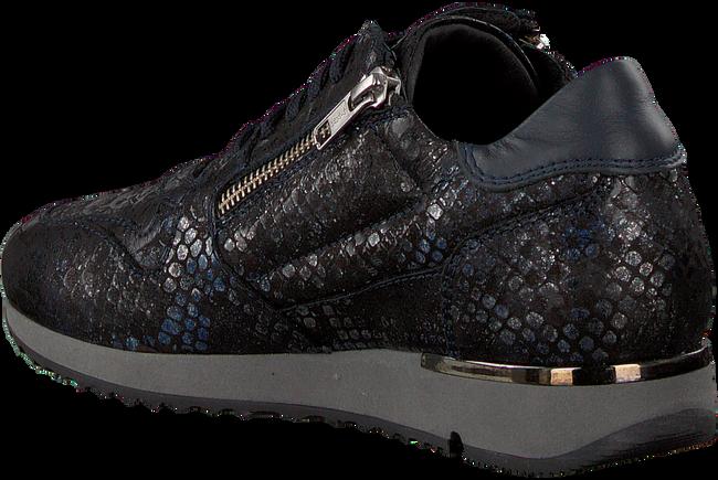 Blauwe RED-RAG Sneakers 76676  - large
