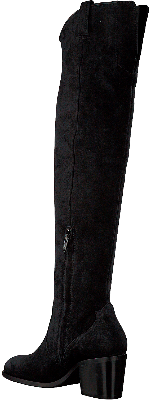 Zwarte NUBIKK Lange laarzen FREDDY K | Omoda