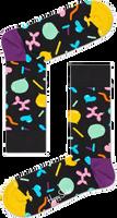 Zwarte HAPPY SOCKS Sokken BALLOON ANIMAL - medium