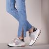 Witte LIU JO Lage sneakers KARLIE 55  - small