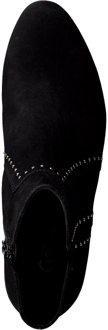 Zwarte GABOR Enkellaarsjes 75.601  - large