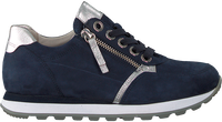 Blauwe GABOR Lage sneakers 035  - medium