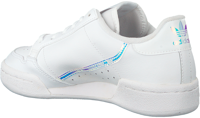 Witte ADIDAS Sneakers CONTINENTAL 80 J X9xThqTU