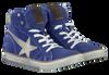 Blauwe KANJERS Veterschoenen 7881  - small