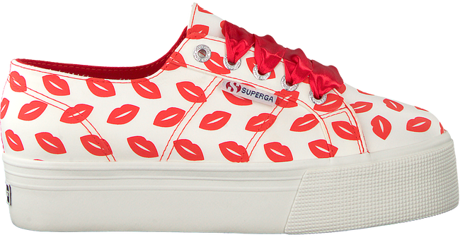 Witte SUPERGA Sneakers SUPERGA LIZZY - large