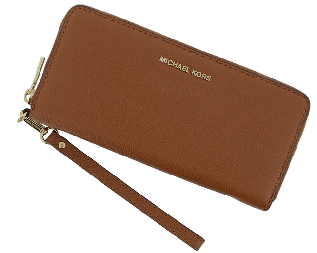 MICHAEL KORS PORTEMONNEE TRAVEL CONTINENTAL - large