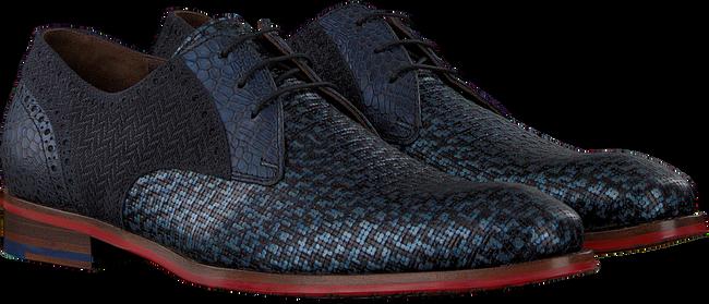 Blauwe FLORIS VAN BOMMEL Nette schoenen 18107 boiob86c