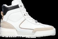 Witte SHABBIES Hoge sneakers 102020034 - medium