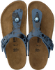 Blauwe BIRKENSTOCK Slippers GIZEH KIDS  - small