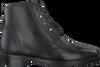 Zwarte ELVIO ZANON Enkellaarsjes 5201  - small