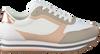 Beige TOMMY HILFIGER Lage sneakers FEMININE MONOGRAM  - small