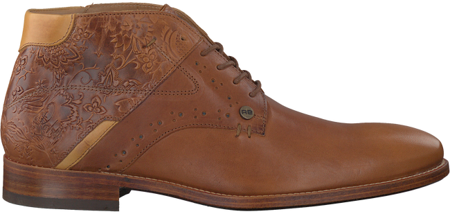 Cognac REHAB Nette schoenen ADRIANO  - large