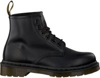 Zwarte DR MARTENS Veterboots 101  - medium