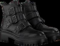 Zwarte RED-RAG Biker boots 74350  - medium