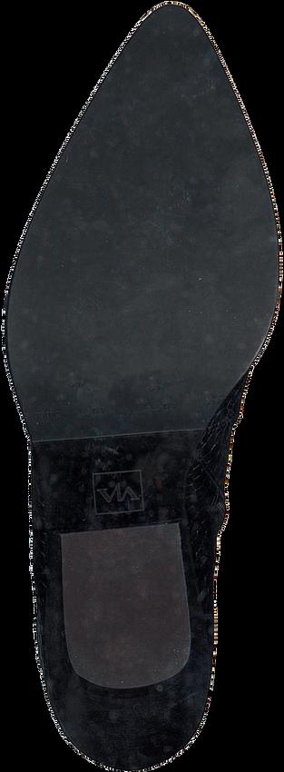 Zwarte VIA VAI Enkellaarsjes JIL  - larger