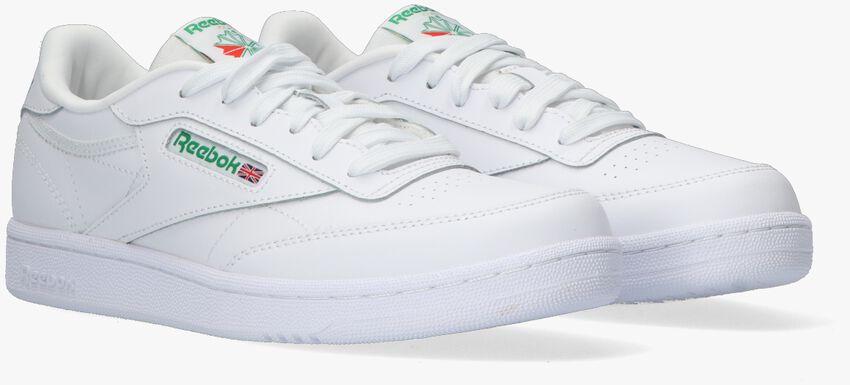 Witte REEBOK Lage sneakers CLUB C  - larger