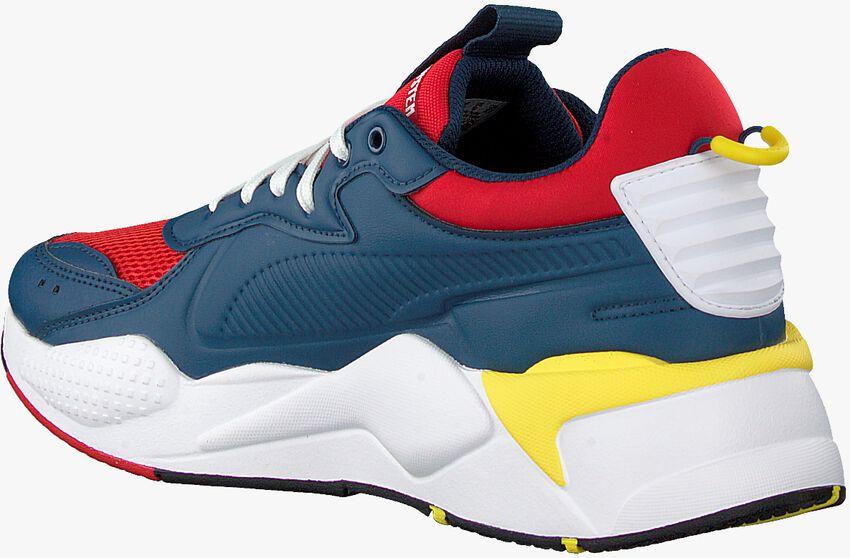 Blauwe PUMA Lage sneakers RS-X MASTER  - larger