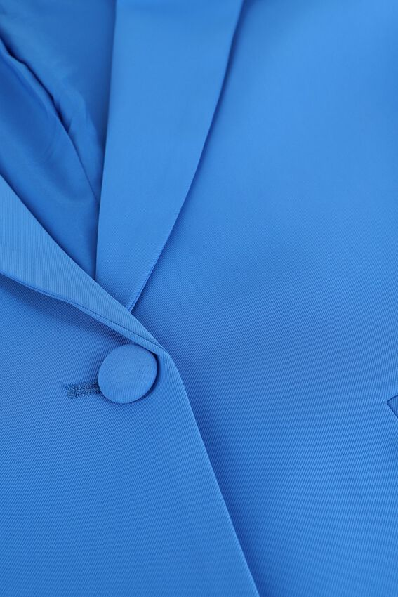 Blauwe NEO NOIR Blazer AVIRY BLAZER  - larger