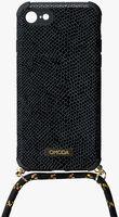 Zwarte OMODA Telefoonkoord 7/8 IPHONE KOORD  - medium