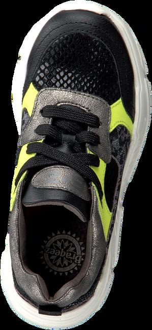 Zwarte BRAQEEZ Lage sneakers RENEE RUN  - large