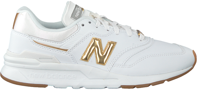 Witte NEW BALANCE Lage sneakers CW997  - large