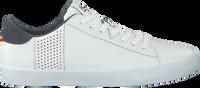 Witte HUB Lage sneakers HOOK-R  - medium