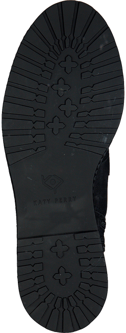 Zwarte KATY PERRY Veterboots KP0189  - large