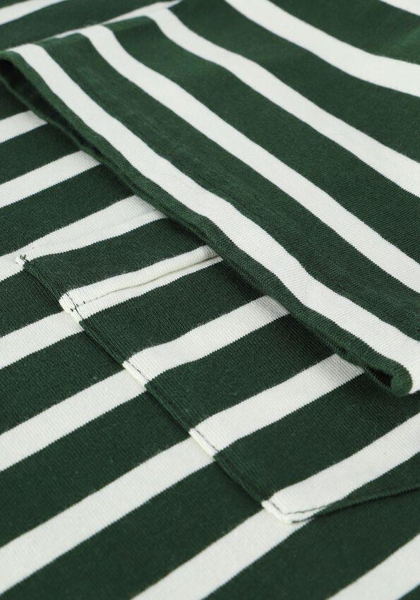 Donkergroene FORÉT T-shirt GRANITE T-SHIRT - larger