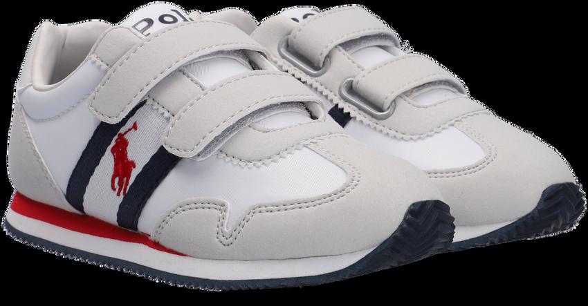 Witte POLO RALPH LAUREN Lage sneakers KELLAND EZ  - larger
