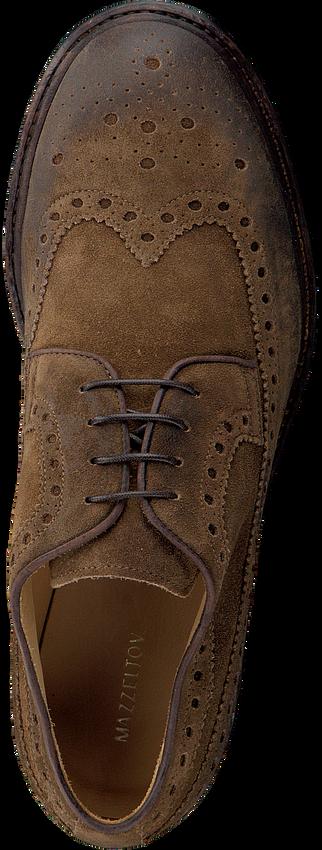Bruine MAZZELTOV Nette schoenen 9065  - larger